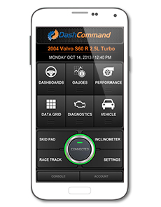 Application OBD Android