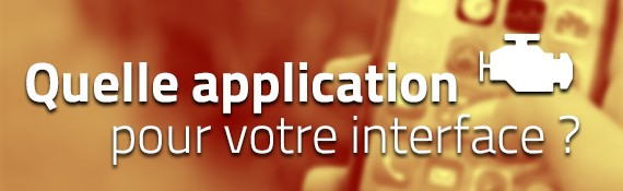 Applications compatibles